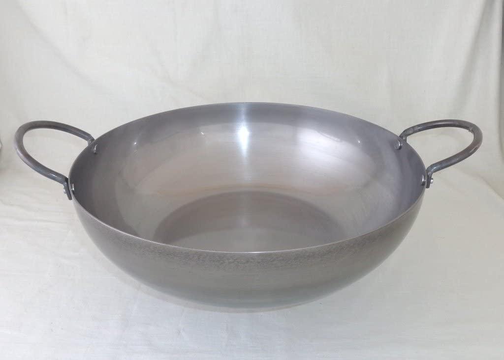 藤田金属 IH対応中華鍋 匠の技 33cm 014104の商品画像
