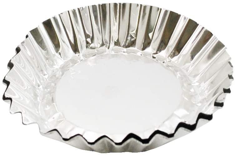貝印(カイ)型ばなれしやすいアルミ箔マドレーヌ型 10cm(20枚入り) DL6411の商品画像