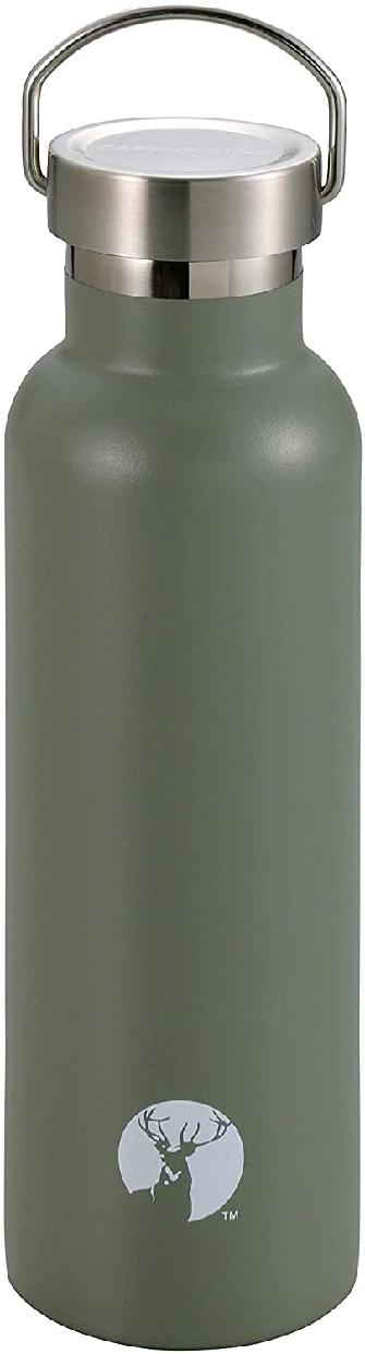 CAPTAIN STAG(キャプテンスタッグ) HDボトル600 アンティークグリーンの商品画像