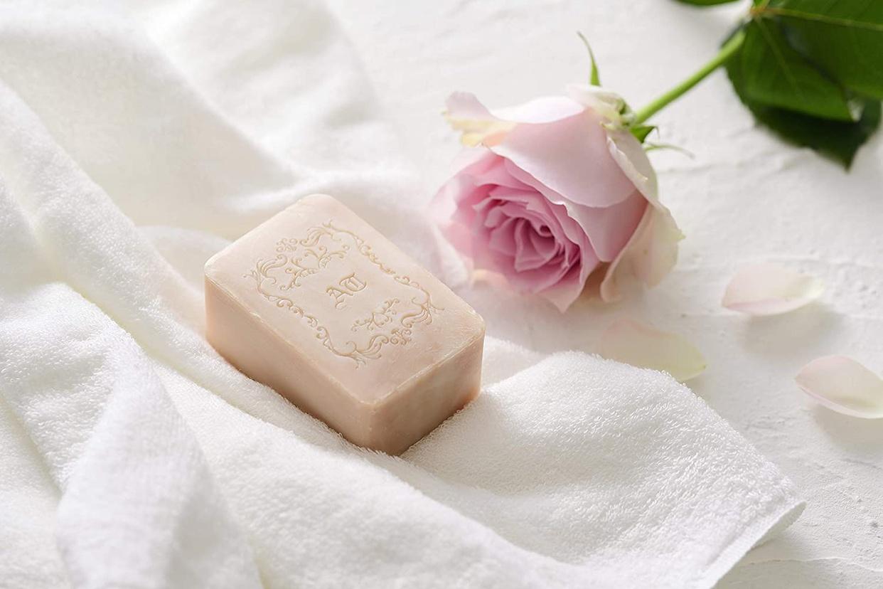 麗凍化粧品(Reitou Cosme) 薔薇はちみつ石鹸の商品画像3