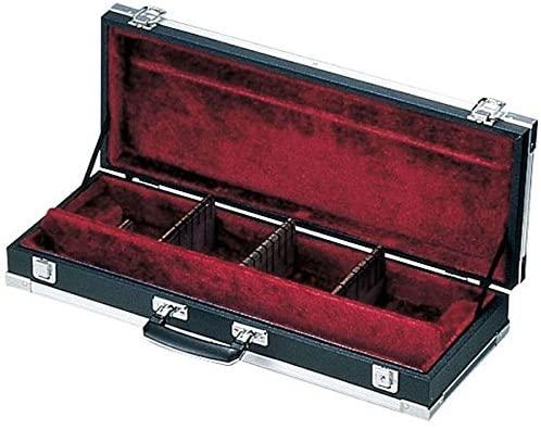 GLESTAIN(グレステイン) 包丁ケース 中(8本入り) ブラックの商品画像2