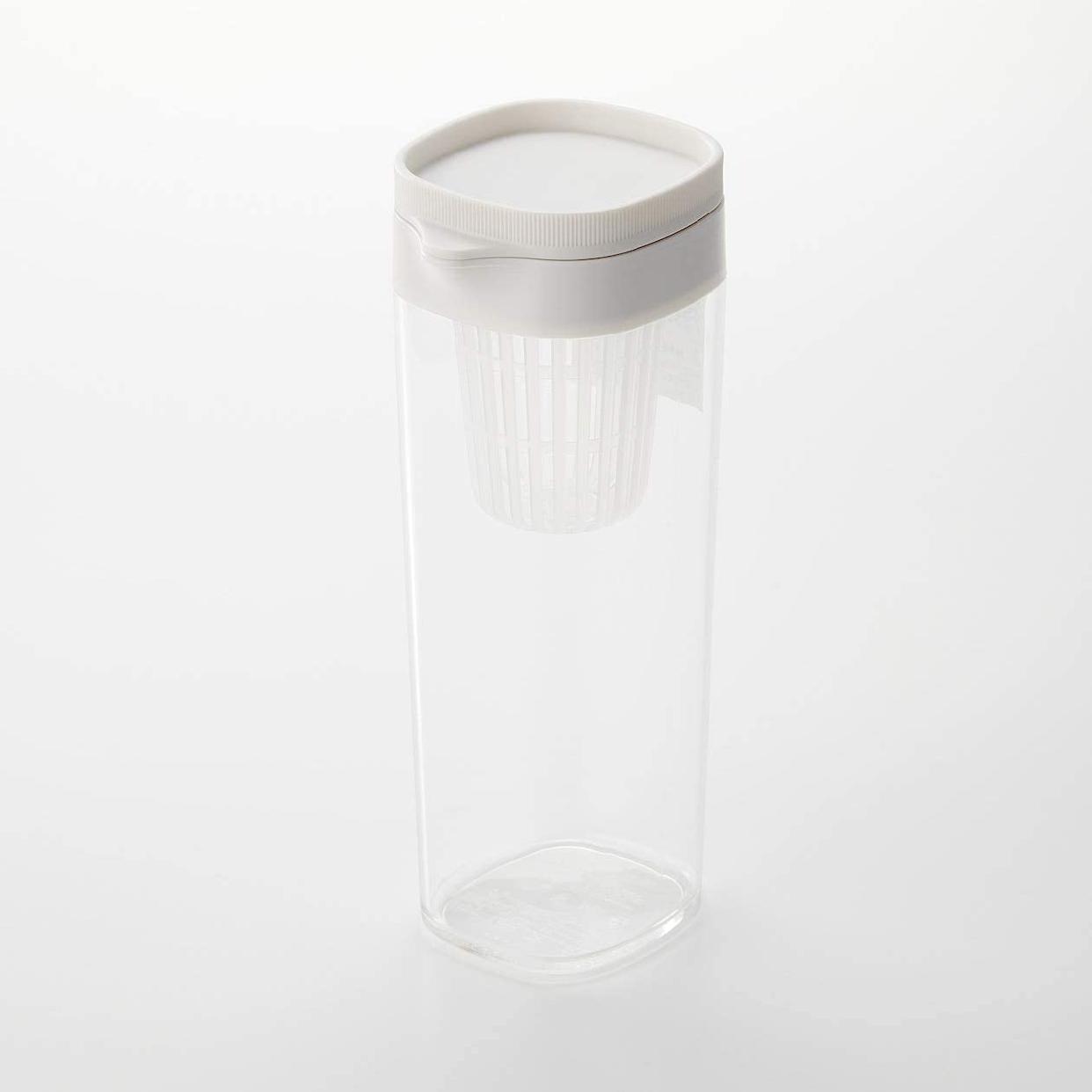 無印良品(MUJI) アクリル冷水筒 ドアポケットタイプ/冷水専用約1Lの商品画像2