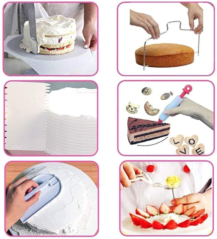 Bhjdok 製菓道具 40点セットの商品画像4