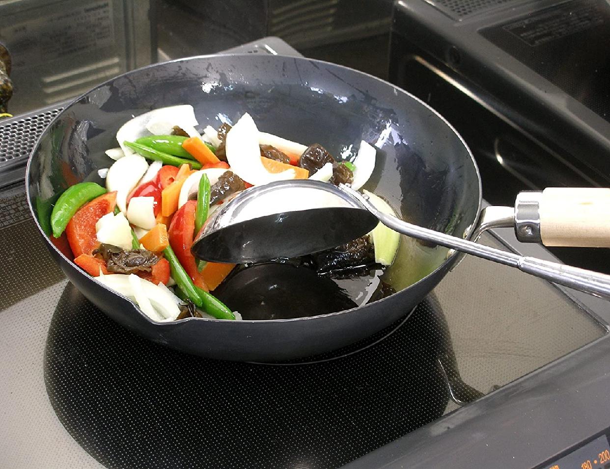 リバーライト 極 ジャパン 炒め鍋の商品画像9