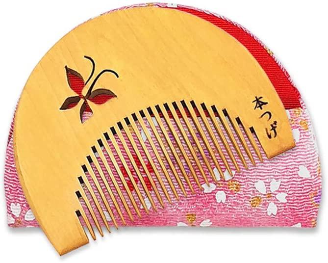 prize JAPAN(プライズジャパン) 半月 とかし櫛の商品画像