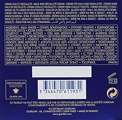 GUERLAIN(ゲラン) オーキデ アンぺリアル ザ ネック&デコルテ クリームの商品画像5