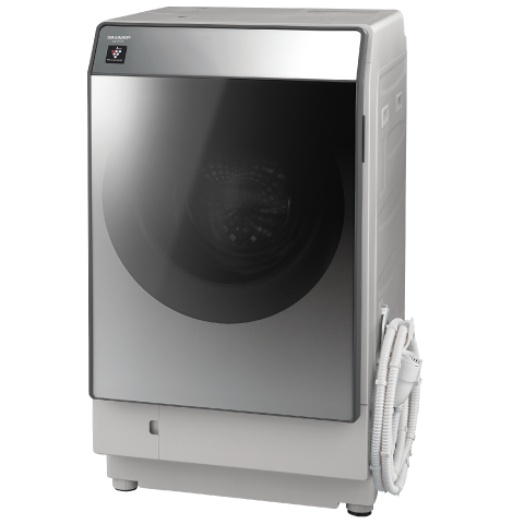 SHARP(シャープ) ドラム式洗濯乾燥機 ES-W111の商品画像