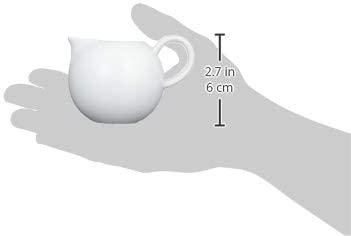comodo(コモド)ミルクピッチャー 白 P27301の商品画像9