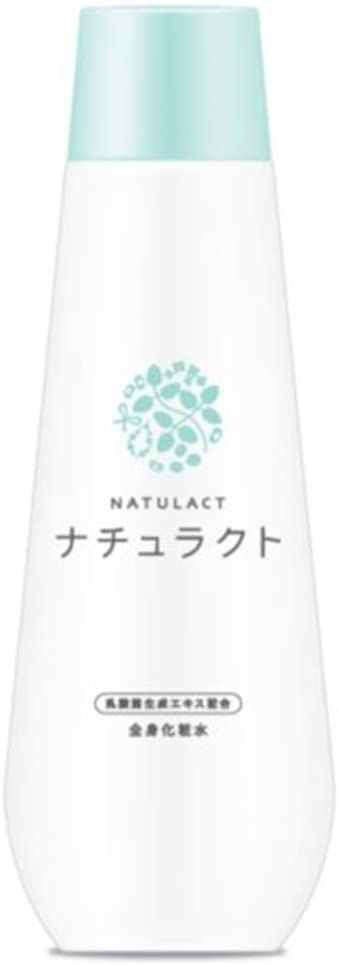 ナチュラクト 乳酸菌生成エキス配合 スキンケアローションの商品画像
