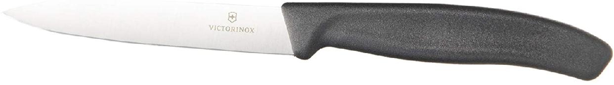 VICTORINOX(ビクトリノックス) スイスクラシック パーリングナイフ10cm 6.7703E BLACKの商品画像9
