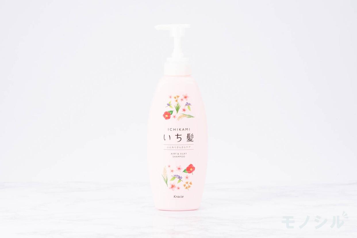 いち髪(ICHIKAMI) ふんわりさらさらケア シャンプーの商品の正面画像