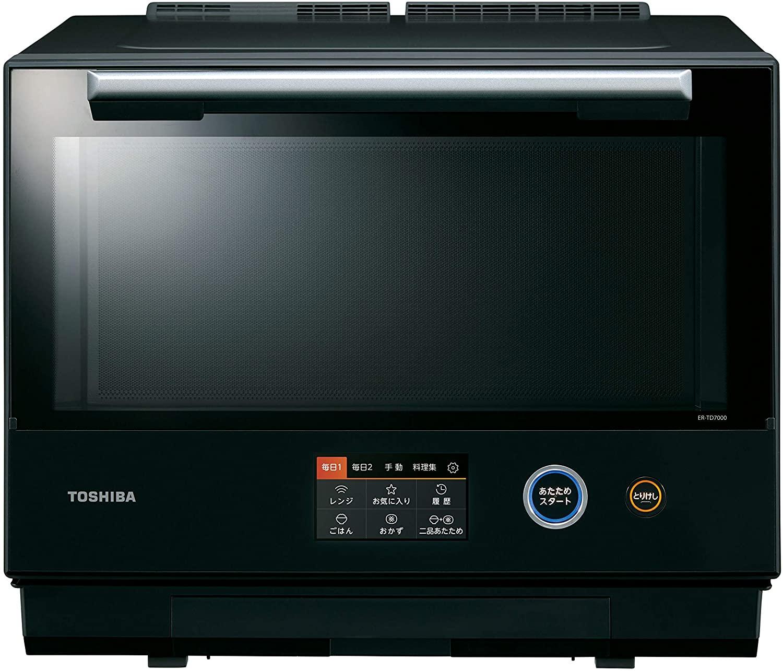 東芝(TOSHIBA) 過熱水蒸気オーブンレンジ ER-TD7000の商品画像