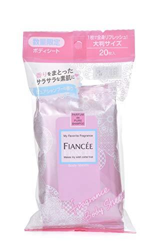 FIANCÉE(フィアンセ) フレグランスボディシートの商品画像
