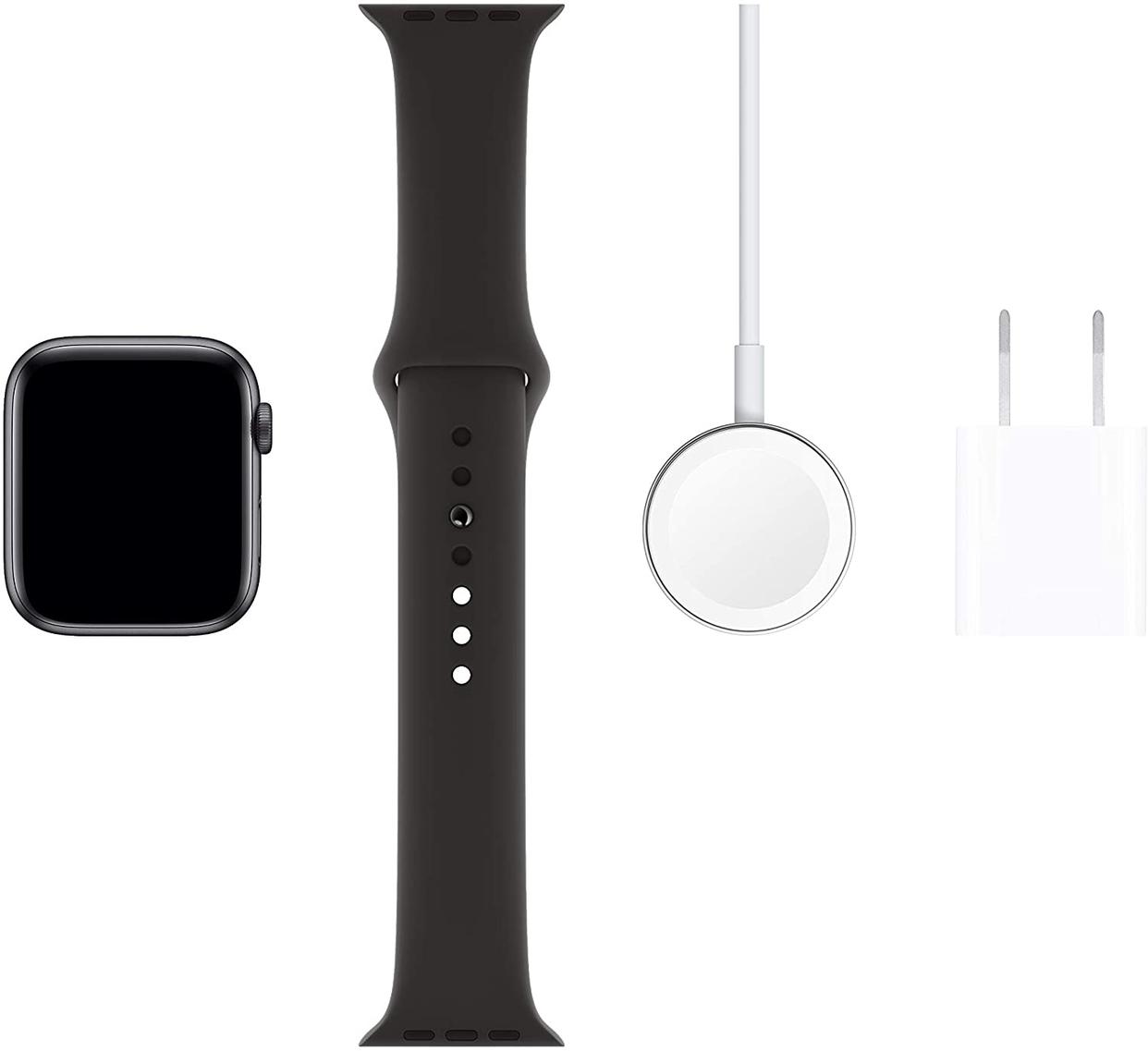 Apple(アップル) Apple Watch Series5(GPSモデル) MWVF2J/Aの商品画像6