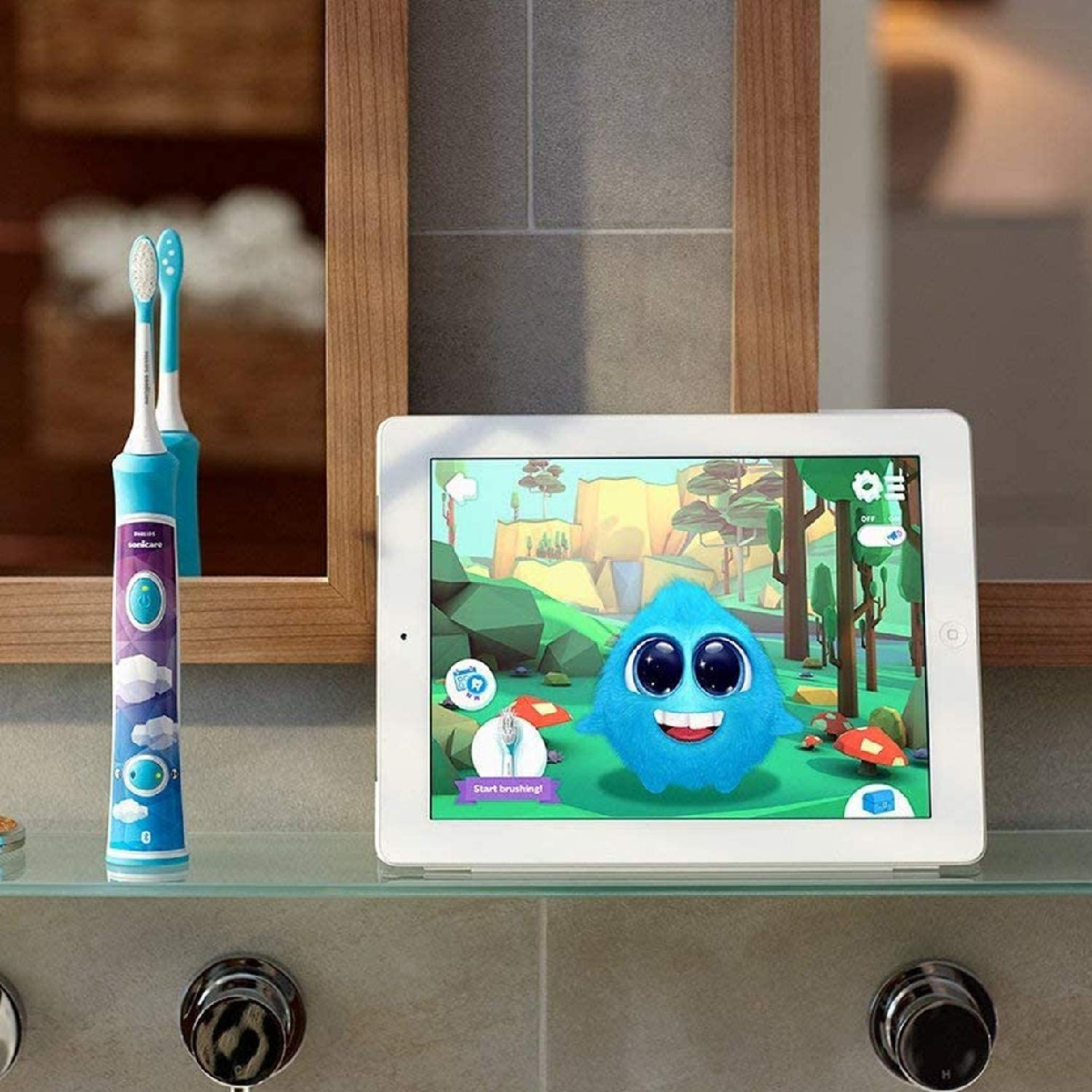 Sonicare For Kids(ソニッケアーフォーキッズ)HX6326/03の商品画像4