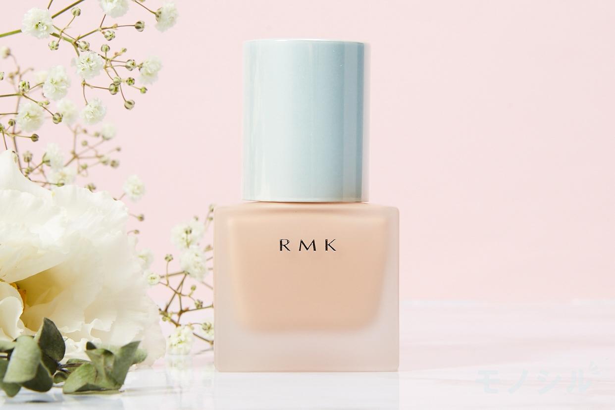 RMK(アールエムケー)リクイド ファンデーション