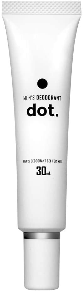 dot.(ドット) メンズデオドラントdotの商品画像