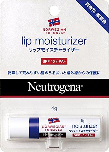 Neutrogena(ニュートロジーナ) ノルウェーフォーミュラ リップモイスチャライザーの商品画像