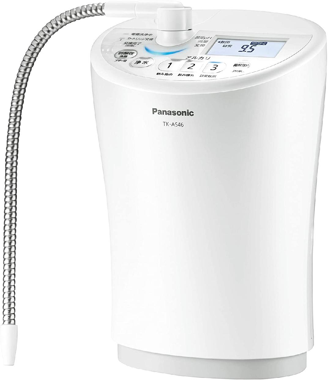 Panasonic(パナソニック)アルカリイオン整水器 TK-AS46の商品画像