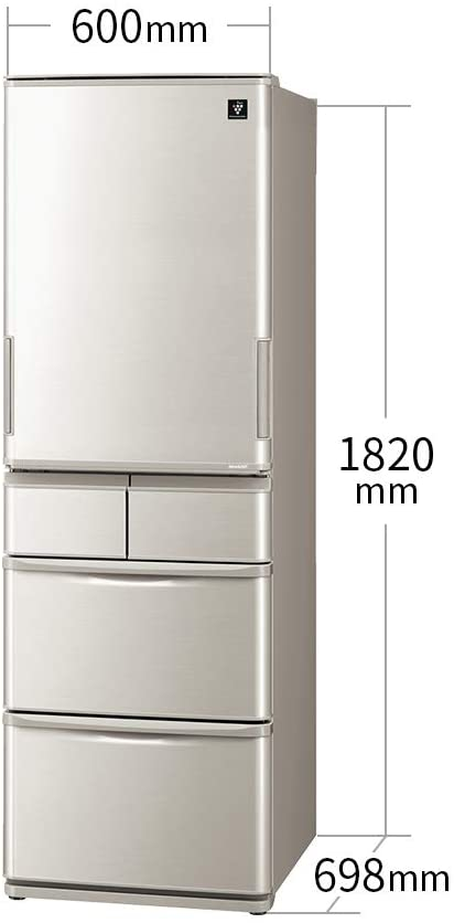 SHARP(シャープ)冷蔵庫 SJ-W412Fの商品画像9