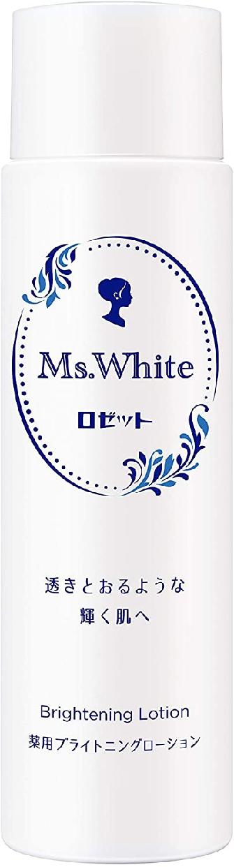 ROSETTE(ロゼット) Ms. White 薬用ブライトニングローション