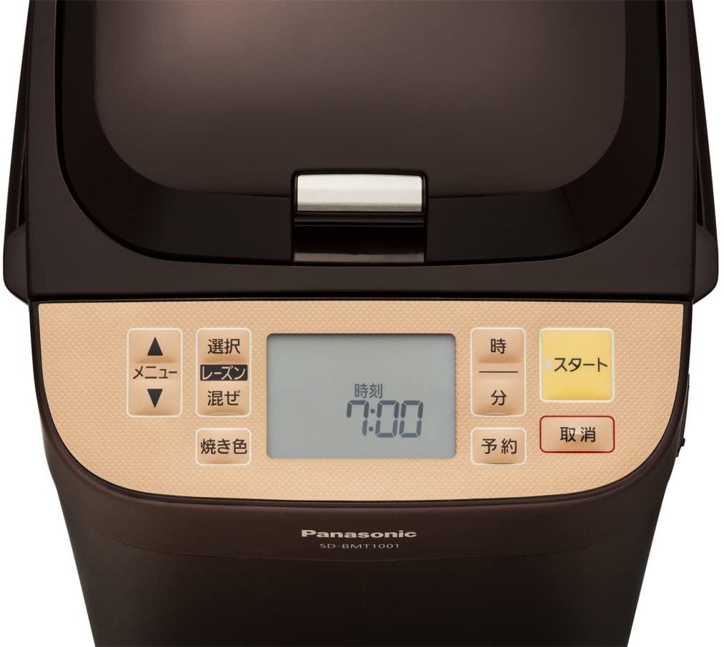 Panasonic(パナソニック)1斤タイプ ホームベーカリー SD-BMT1001の商品画像4