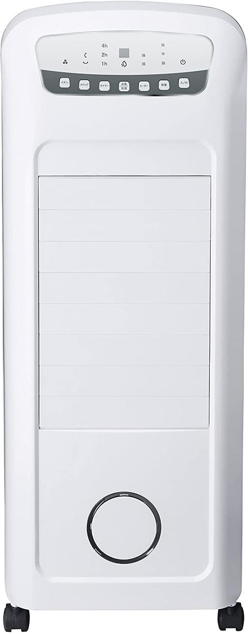 THREEUP(スリーアップ) 加湿機能付温冷風扇 ヒート&クール HCT1802の商品画像2