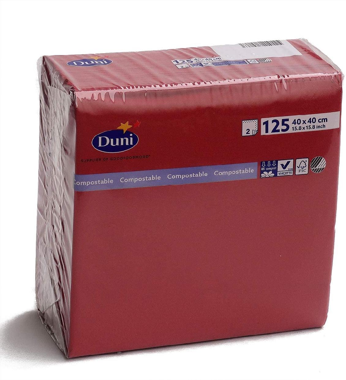 DUNI(ダウニー) カラーナプキンの商品画像