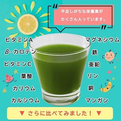 KOSEI(コウセイ) 国産フルーツ青汁の商品画像5