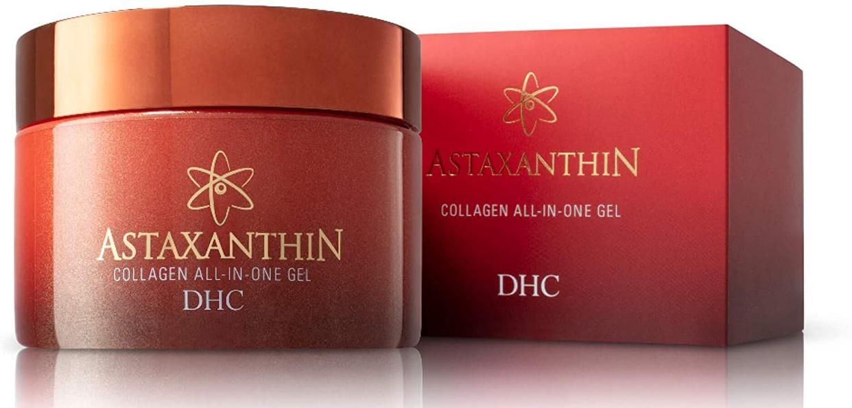 DHC(ディーエイチシー) アスタキサンチン コラーゲン オールインワンジェルの商品画像3