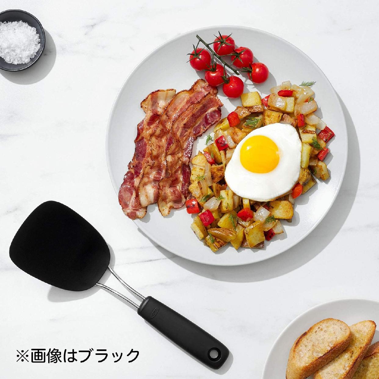OXO(オクソー) ナイロンソフトターナー トマト 11152200の商品画像7