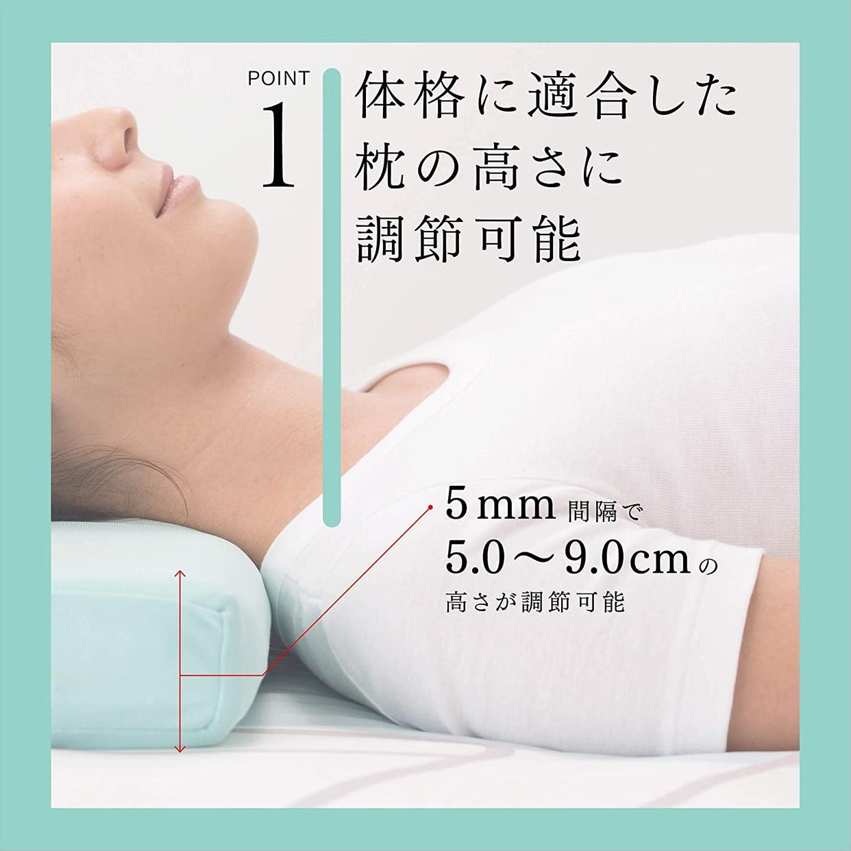 山田朱織枕研究所 整形外科枕ライトの商品画像4
