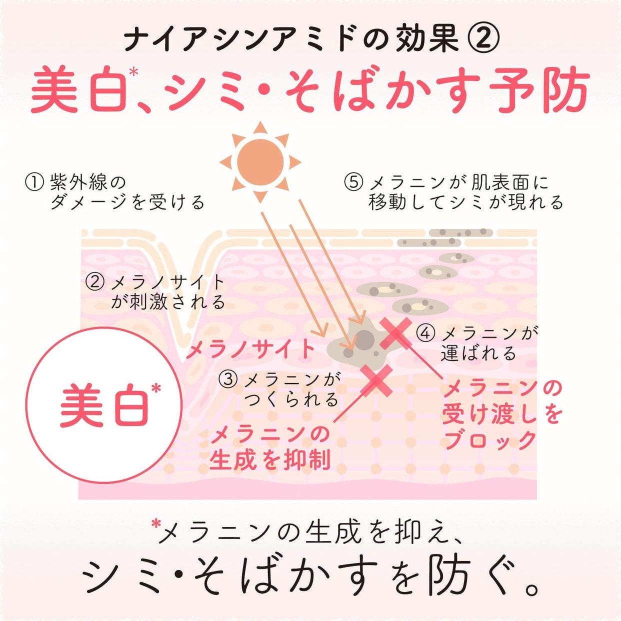 EMIHADA しわ改善・美白クリームの商品画像4