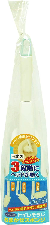 aiwa(アイワ) トイレそうじおまかせスポンジケース付の商品画像2