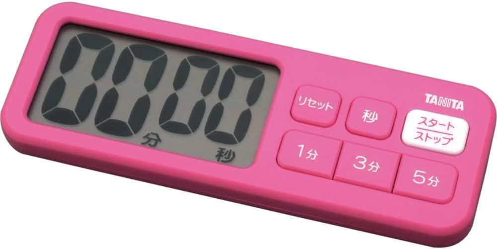 TANITA(タニタ) デジタルタイマー でか見えプラスタイマー TD-395の商品画像4