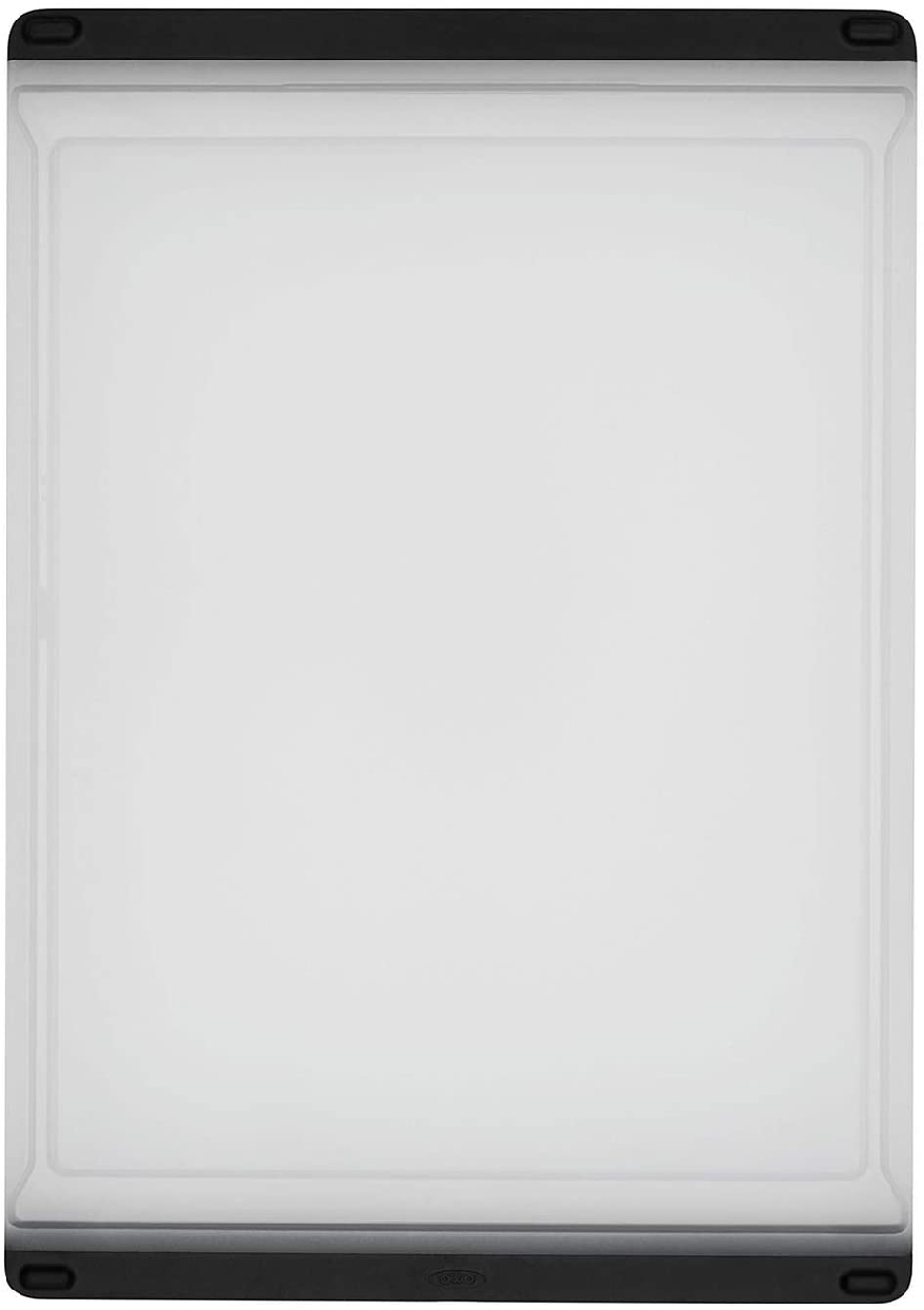 OXO(オクソー) カッティングボードM ホワイト&ブラック 11272700の商品画像