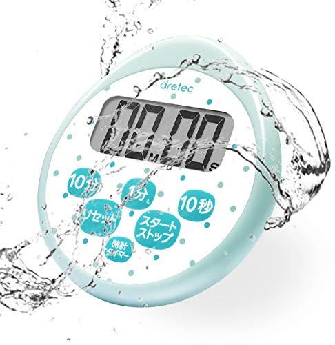 dretec(ドリテック) 時計付防水タイマー T-565の商品画像