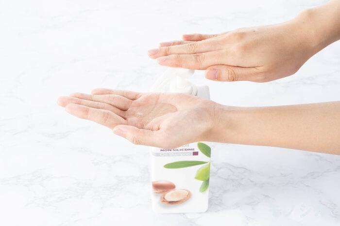 BEAUA(ビューア) アルガン&オリーブオイル オイルシャンプーの商品画像3