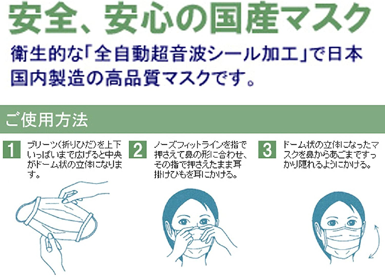 Gowell(ゴーウェル)ハイテク保湿マスク 快適の商品画像3