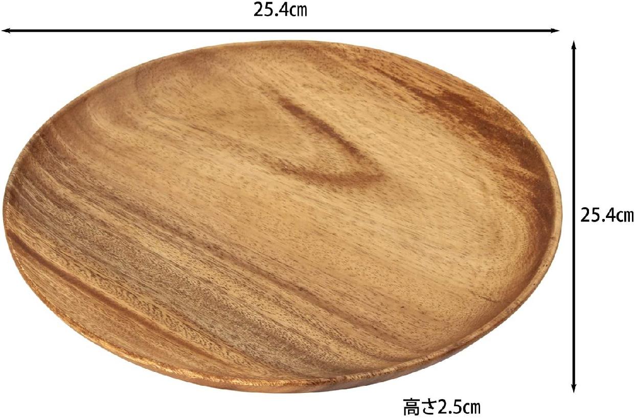 不二貿易(ふじぼうえき)ラウンドトレー XL 30148の商品画像3