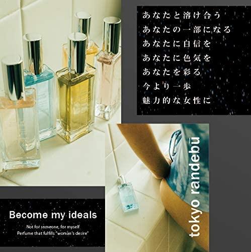 tokyo rendezvous(トウキョウランデブー) オードトワレの商品画像5