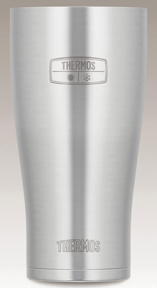 THERMOS(サーモス) 真空断熱タンブラー シルバー JDE-600の商品画像2