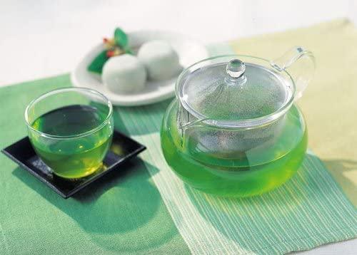 HARIO(ハリオ) 茶茶急須 丸 CHJMN-45T クリアの商品画像10