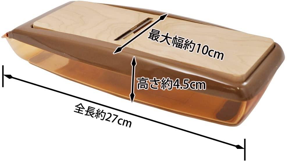 貝印(KAI) 鰹ぶし削り器 DH0108の商品画像6