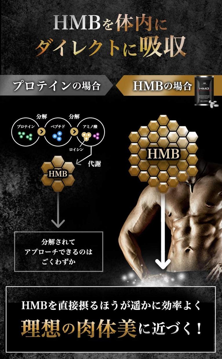 ULBO(ウルボ) HMBの商品画像5