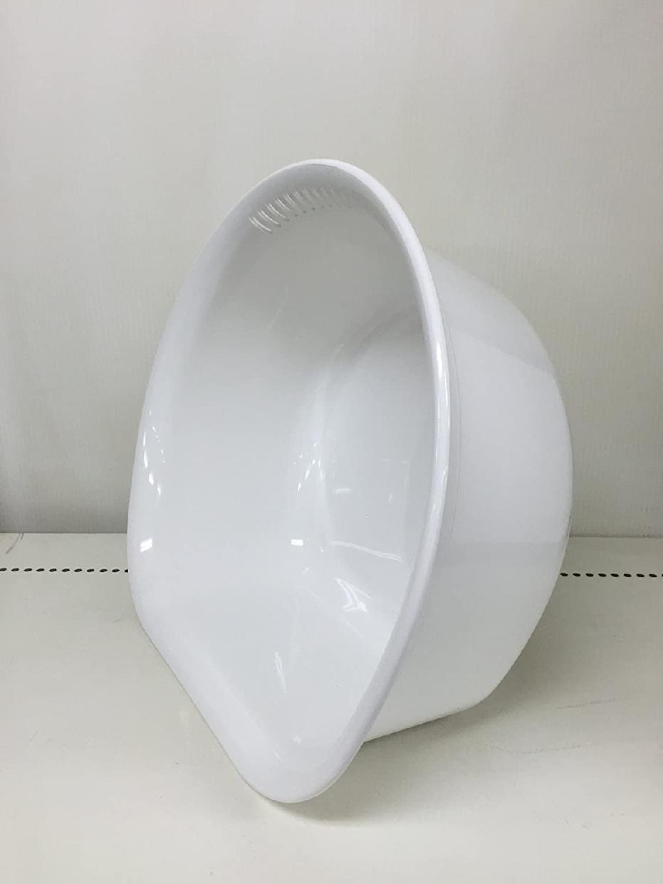 POSE(ポゼ) 洗い桶 35型 ホワイトの商品画像3