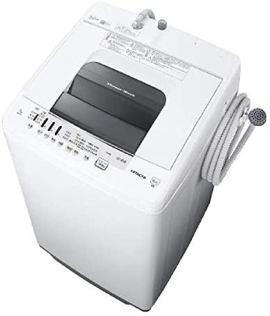 日立(HITACHI) 全自動洗濯機 白い約束  NW-70Fの商品画像