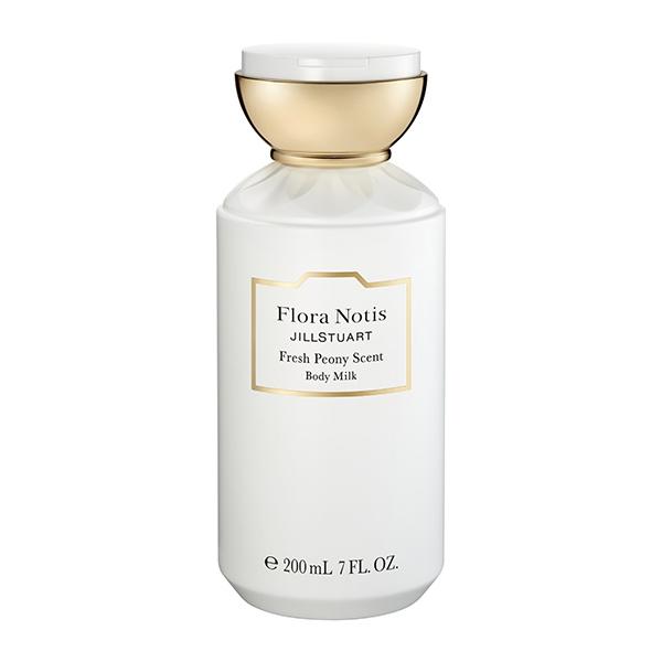 Flora Notis JILL STUART(フローラノーティス ジルスチュアート)フレッシュピオニー ボディミルク