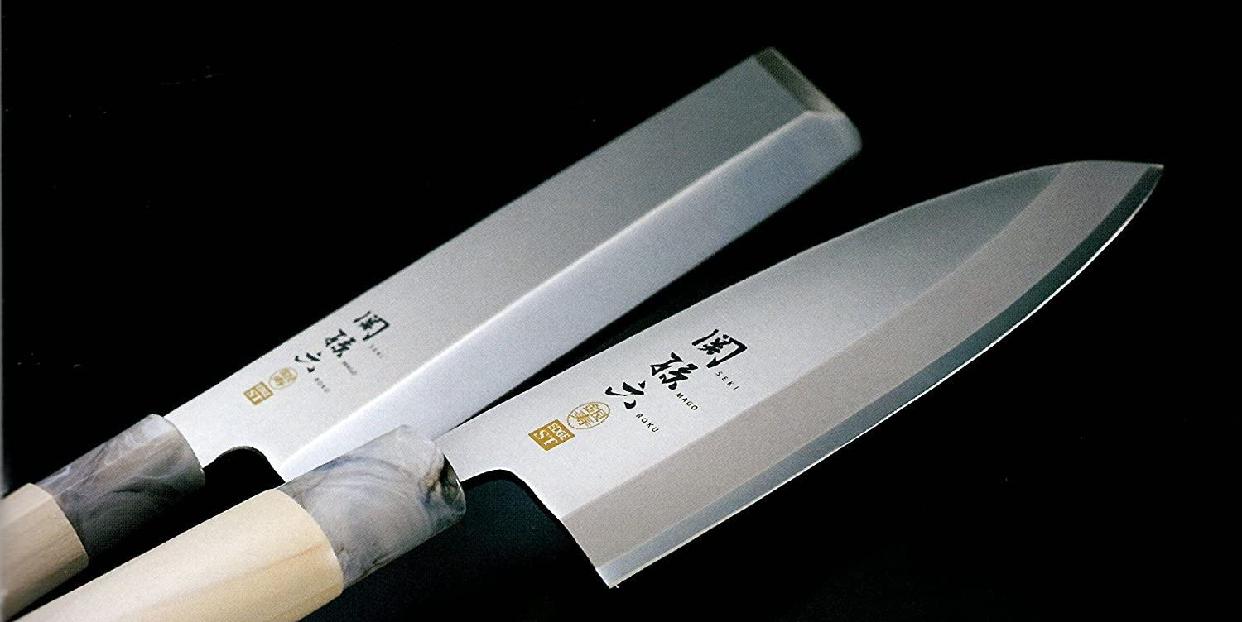関孫六(セキノマゴロク)関孫六 銀寿ST和包丁 出刃 AK5060の商品画像7