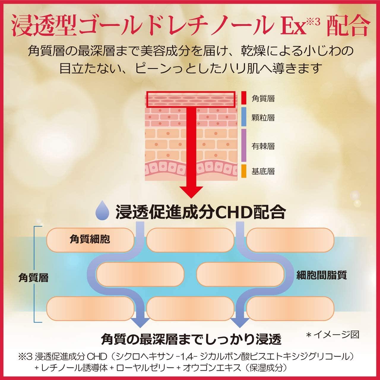 肌美精(HADABISEI) 目もと集中リンクルケアマスクの商品画像5